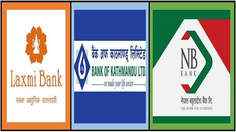Comparative Performance: Laxmi, BOK And Nepal Bangladesh