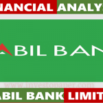 financial analysis of nabil bank