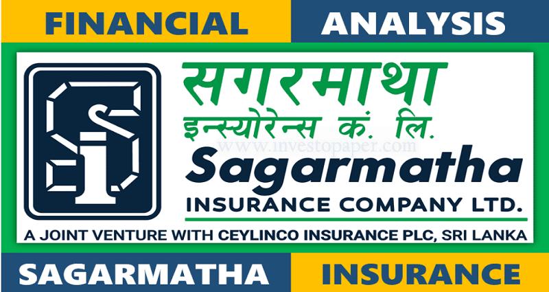 financial analysis of sagarmatha insurance