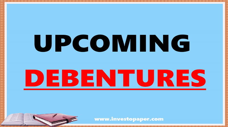 upcoming debenture/debentures