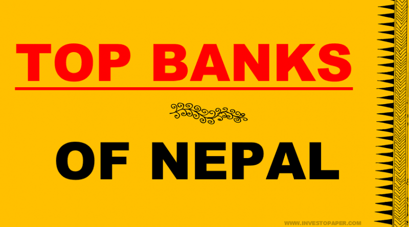 TOP BANKS OF NEPAL