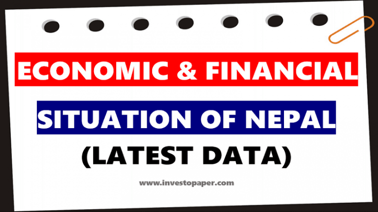 economic and finance situation of nepal