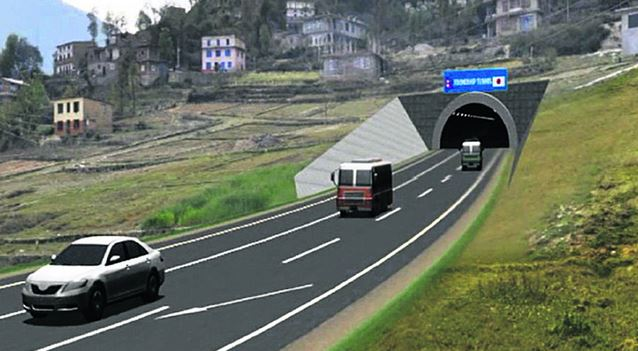 Construction of Nagdhunga-Naubise Tunnel Road Project to start from today | Investopaper