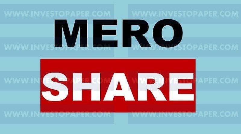 mero share